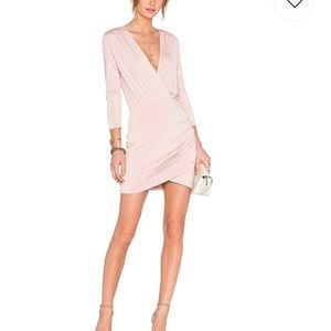 Adorable Lovers and Friends Blush Pink Dress- S
